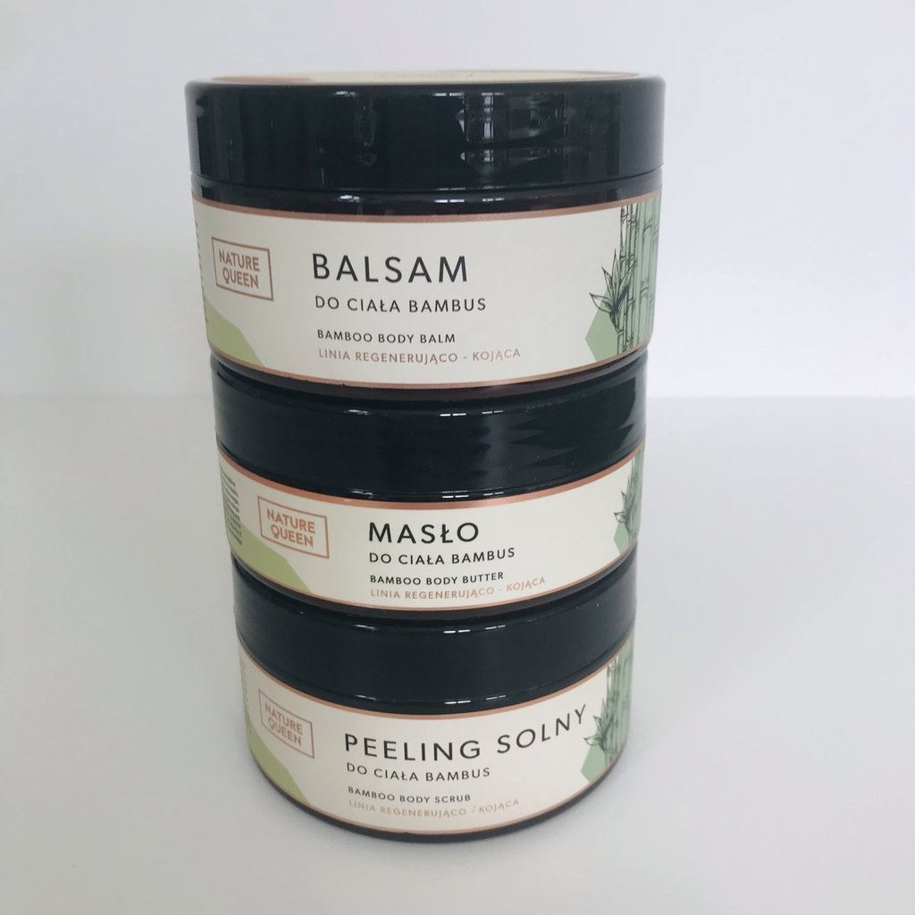 Nature queen Regenererende behandeling bamboe