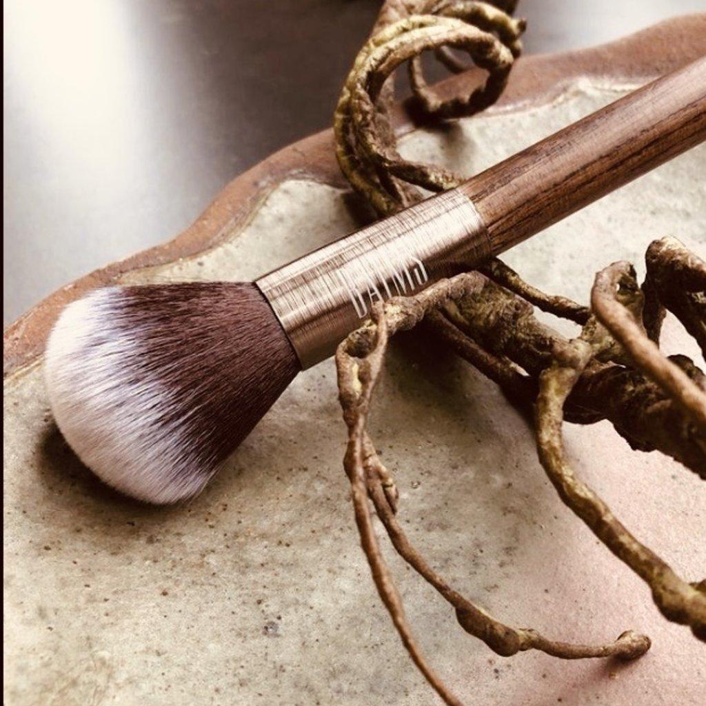 Baims Natural make-up Luxe vegan make-up borstel - bamboe