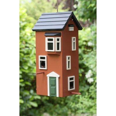 Townhouse (voederautomaat) - terracotta