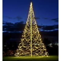 Fairybell Kerstboom 10 meter  - 4000 leds