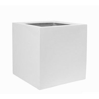 Fiberstone Glossy white Block 50x50x50cm