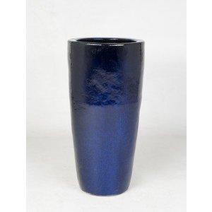 Partner blauw   Ø36x70cm