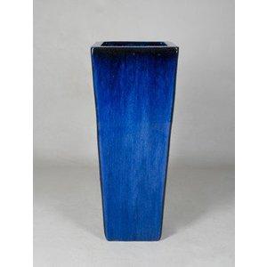 Kubis blauw 36x36x90cm