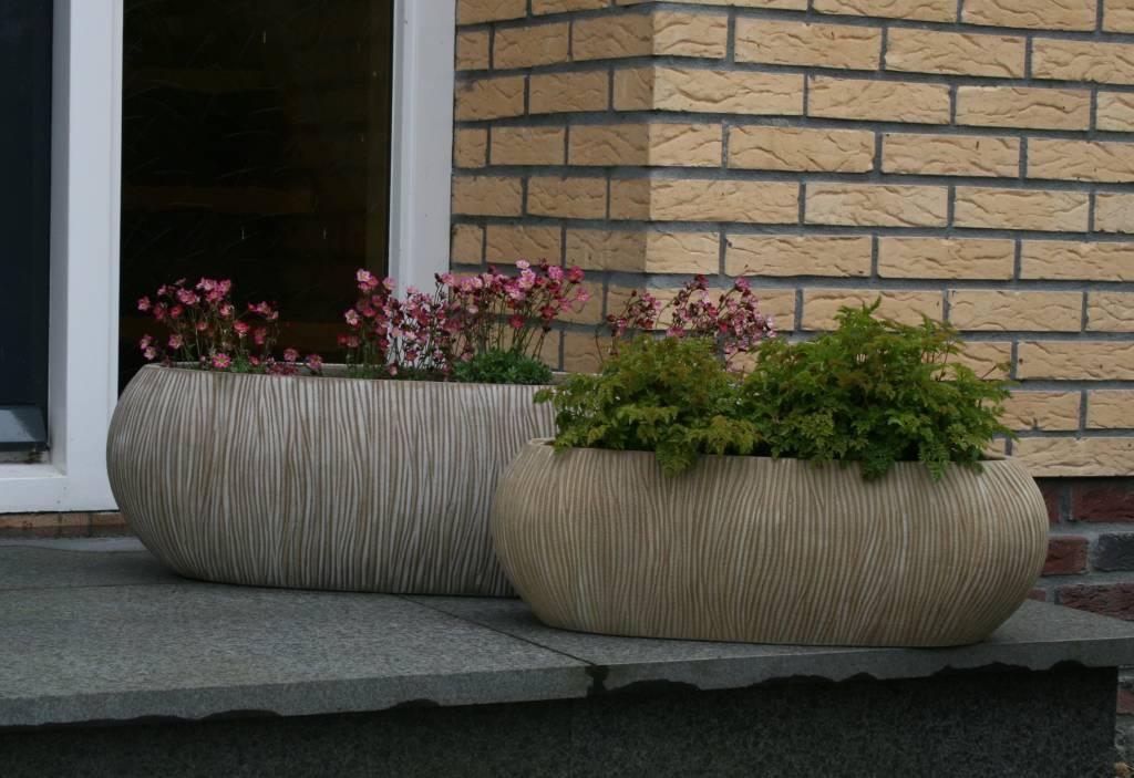 De mooiste kunststof plantenbakken