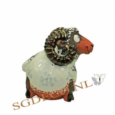 Decoratieve tuinbol Schaap - Ram