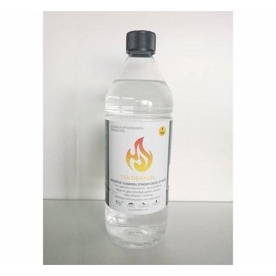 TenderFuel een veilige en milieuvriendelijke brandstof