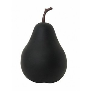 Peer S ( Ø 24x38cm) - mat zwart