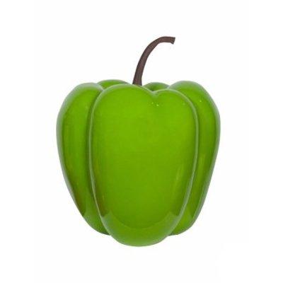 Grote paprika M (Ø 45,5X55cm) - groen