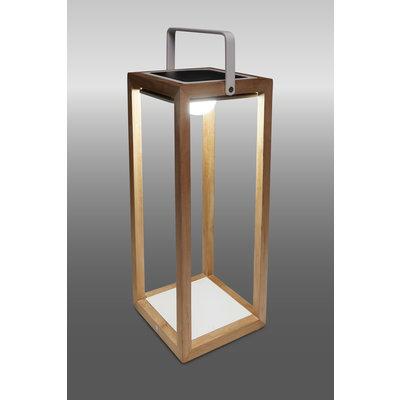 Solar lamp Mr. Tom van Suns - MW (mat wit)
