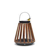 Solar lamp Mrs. Kate van Suns - MRG (matt royal grey)