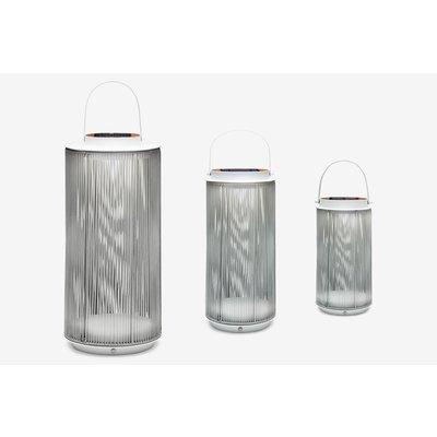 Solar lamp Mrs. Fay van Suns - MW (mat wit)