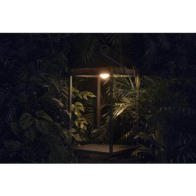 Solar lamp Mrs. Coco van Suns - MRG (matt royal grey)