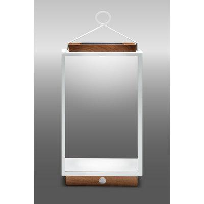 Solar lamp Mrs. Coco van Suns - MW (mat wit)