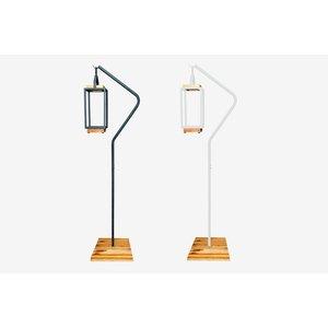 Hanglamp standaard Ivy - mat grijs