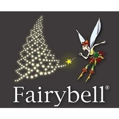 Fairybell deelbare vlaggenmast van 800cm - zwart