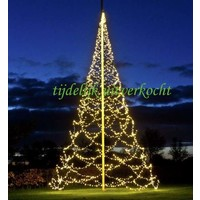 Fairybell Kerstboom 10 meter - 2000 leds