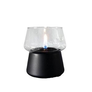 Amaryllis glass Black 14