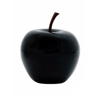 Appel XS - glossy zwart