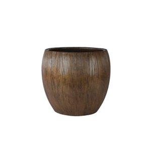 Twist Pot brons ...v.a.
