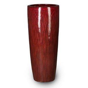 Partner klassiek rood  Ø46x90cm