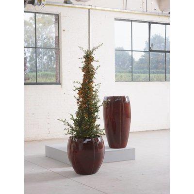 Plantenbak Moda Couple 43 klassiek rood