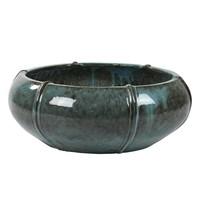 Moda Bowl turquoise  Ø76x29cm
