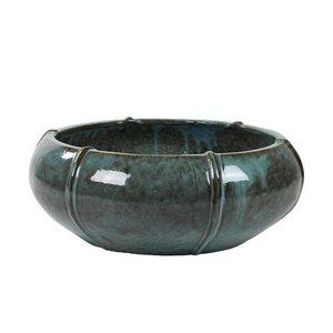 Moda Bowl turquoise Ø55x22cm