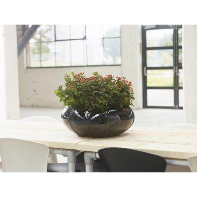 Plantenbak Moda Bowl 22 antraciet
