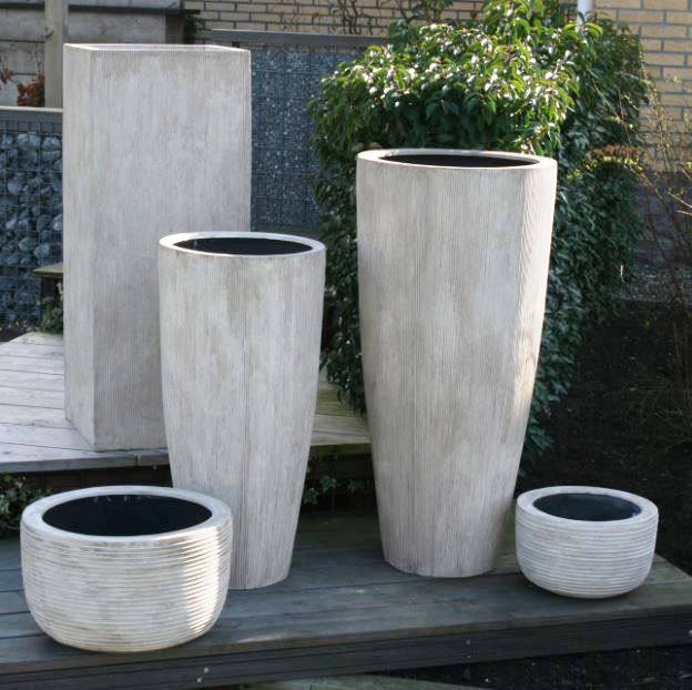 De mooiste plantenbakken voor tuin, terras en balkon