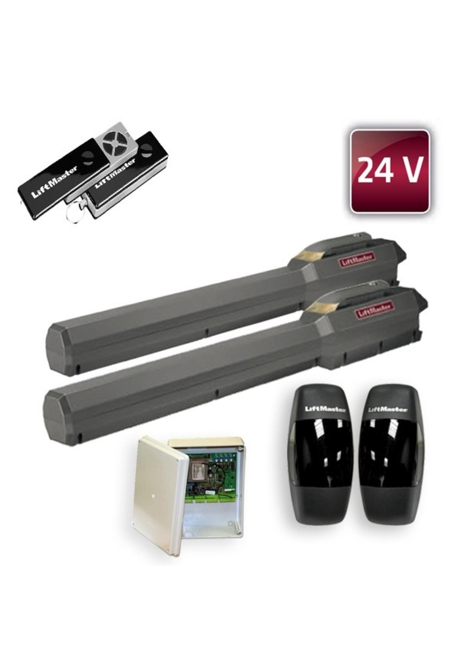 Liftmaster SCS524K 24V automatisme portail à battants SCS500