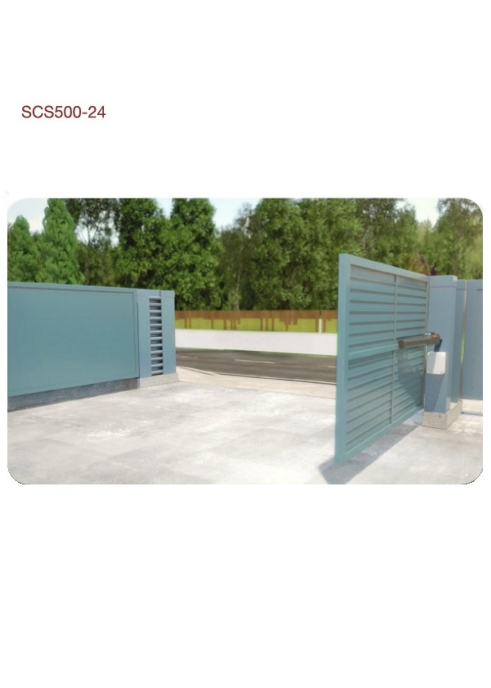 Liftmaster SCS524K Poortopener kit voor grote vleugelpoorten SCS500