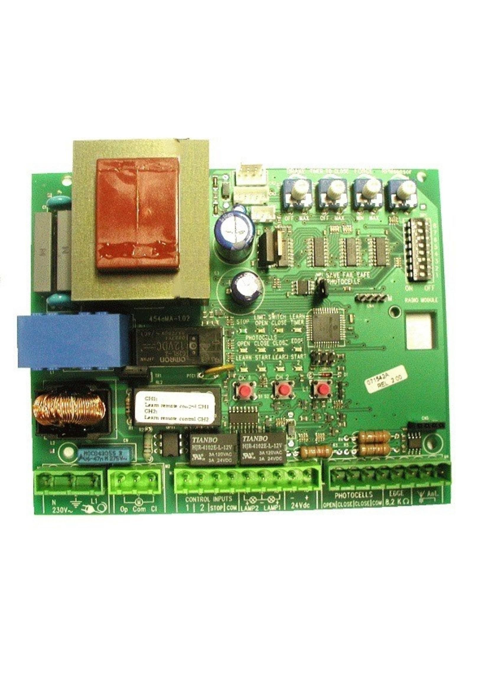 Liftmaster CB22 platine électronique modèle 041ASLG-0092