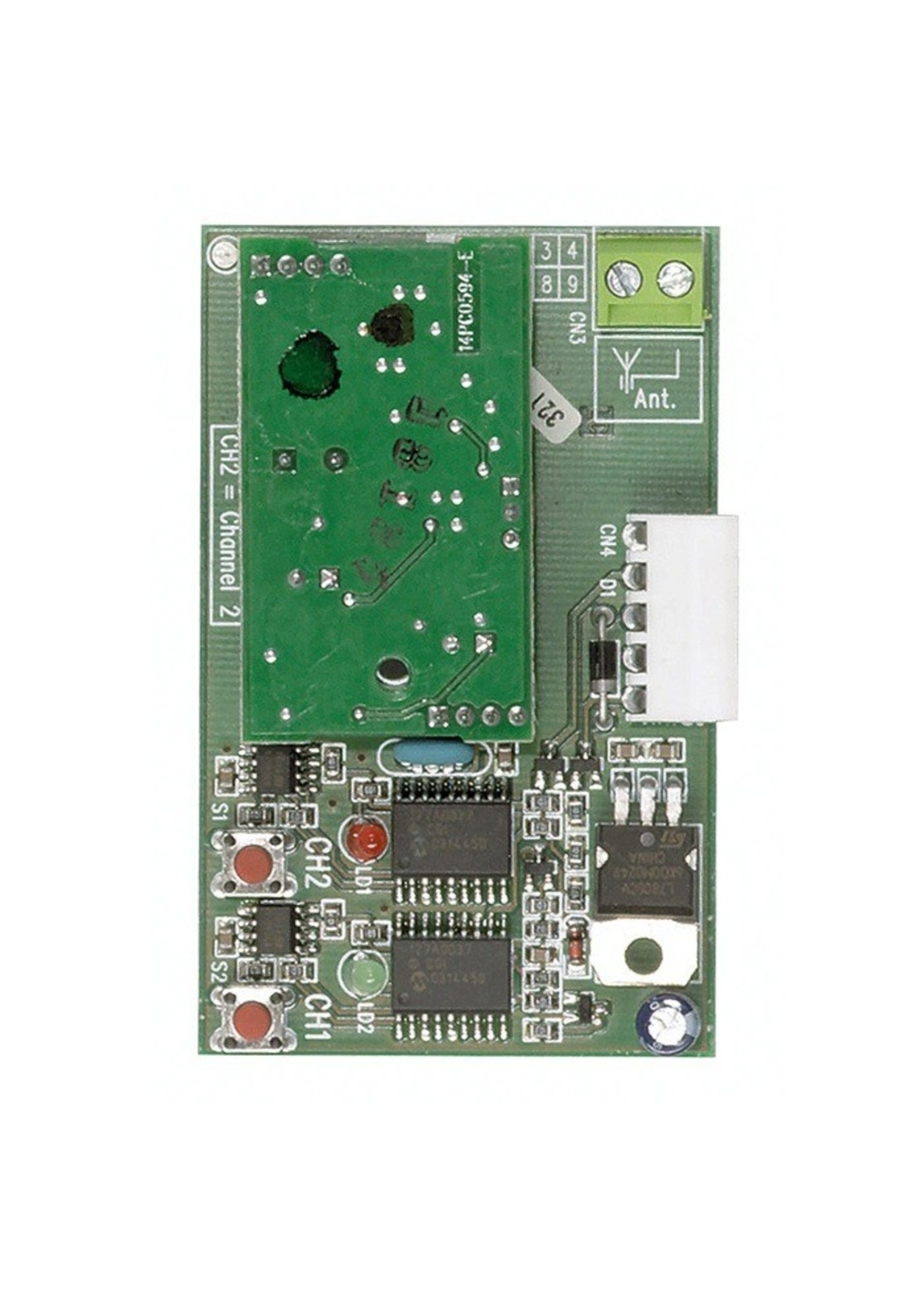 Liftmaster 801719 5 pins insteek ontvanger