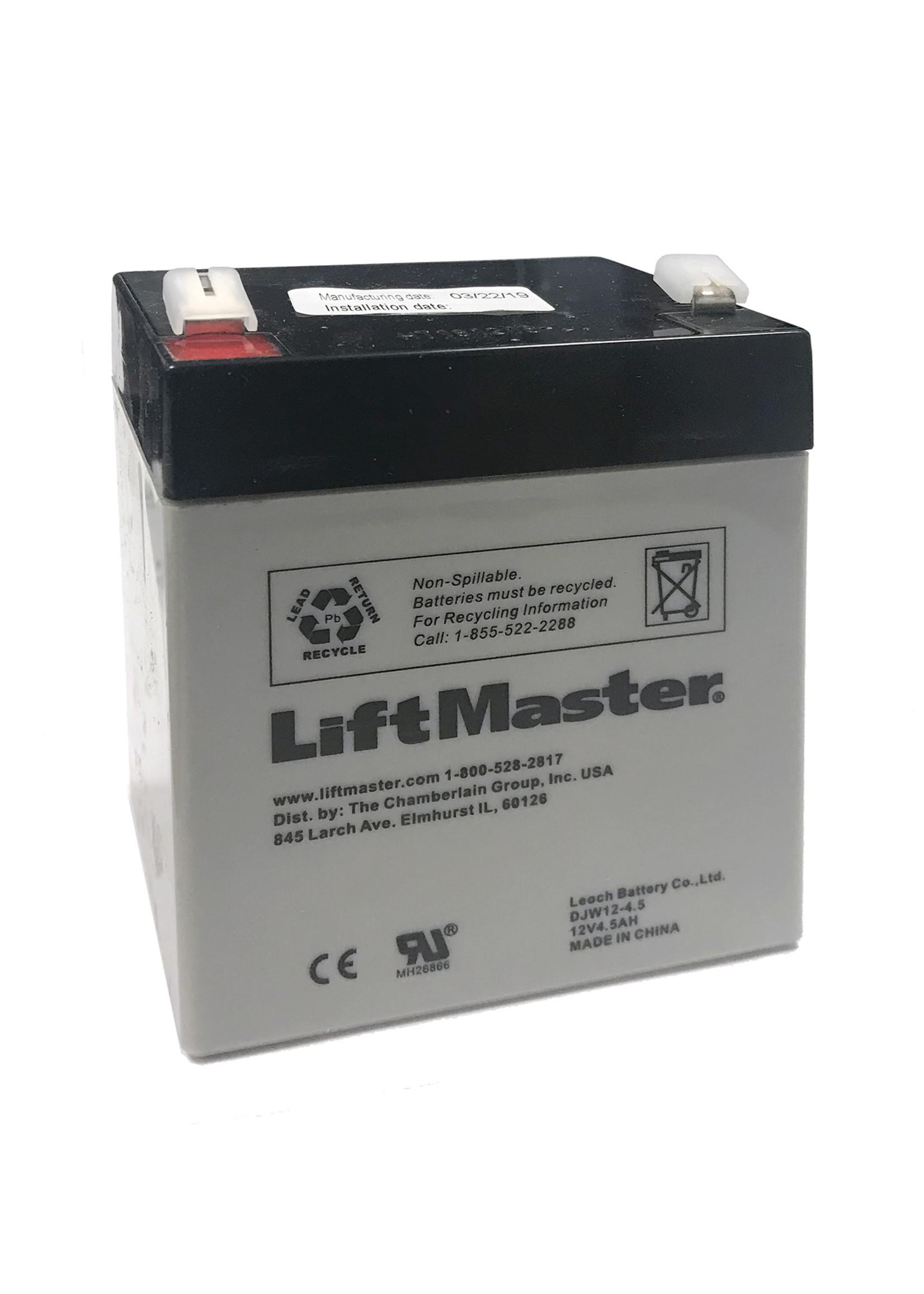 Liftmaster 485EU Backup batterij voor de LM3800 motor