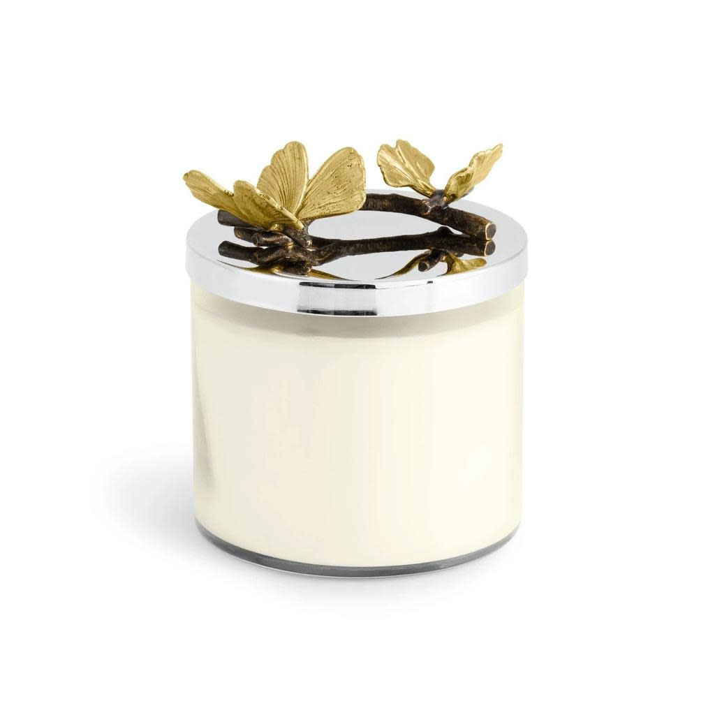 Candle Butterfly Ginkgo-1