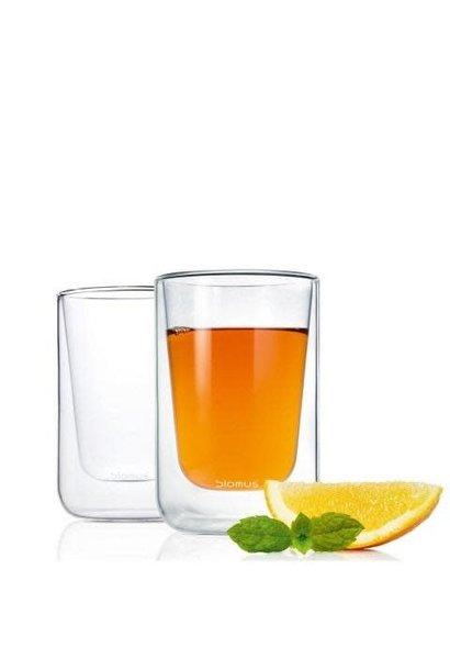 Tea / Coffee Glasses Set 2pcs
