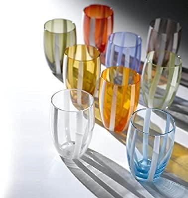 Gessato Set Glasses Set 6pcs-3