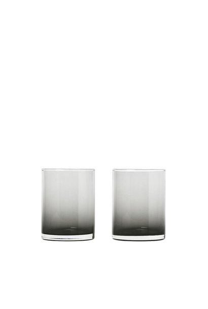 Mera Smoke Set Glasses Set 2pcs