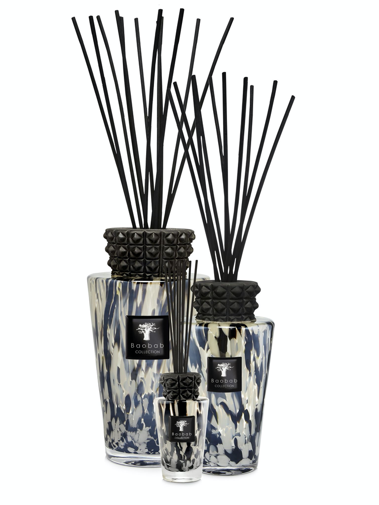 BAOBAB COLLECTION - Diffuser Totem Black Pearls 2L-2