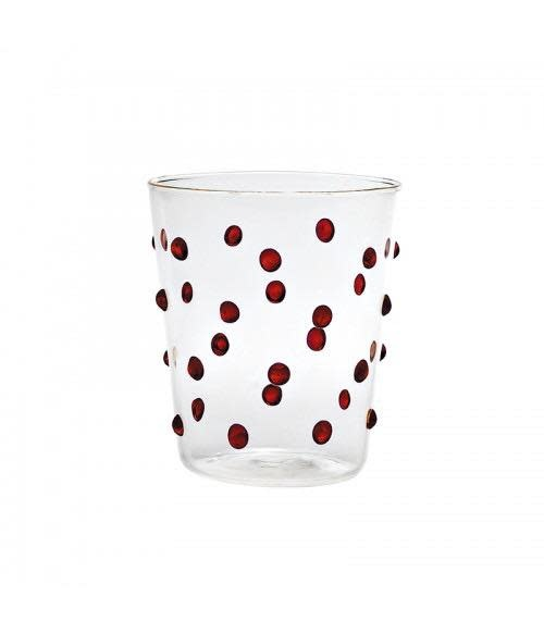 Party Glasses Red Set-3