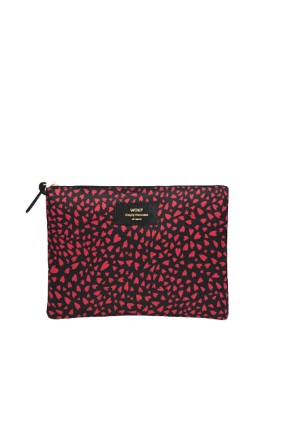 XL Hearts Pouch
