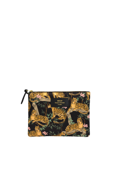 Pochette Black Lazy Jungle L