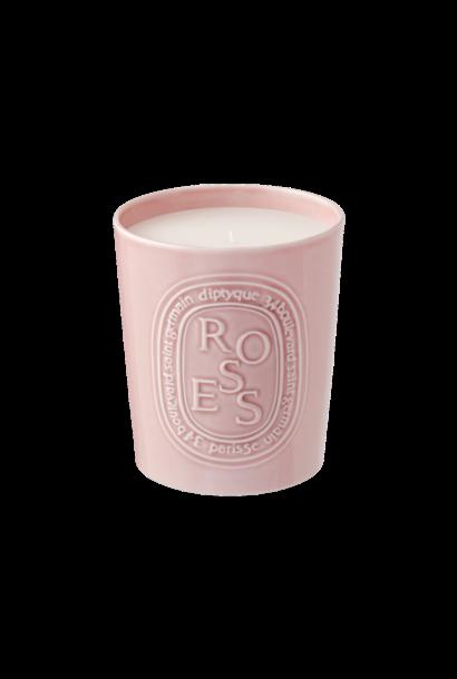 Bougie Roses  600gr