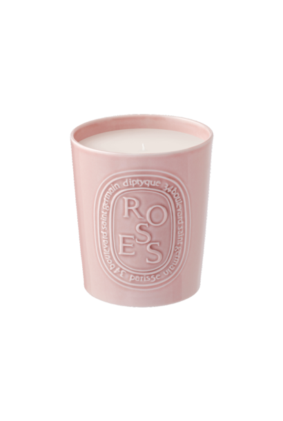 Candle Roses 600gr