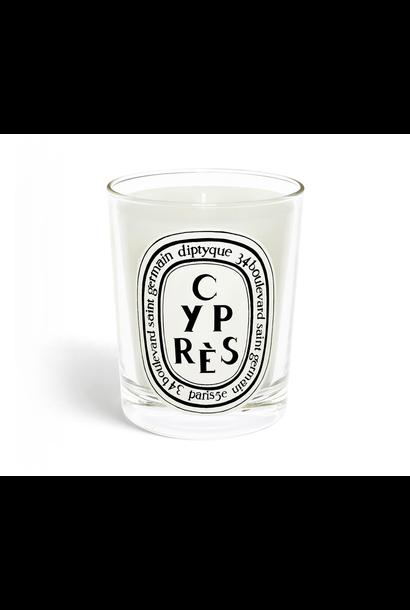 Candle Cyprès 190gr