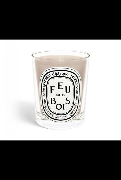Candle Feu de Bois 190gr