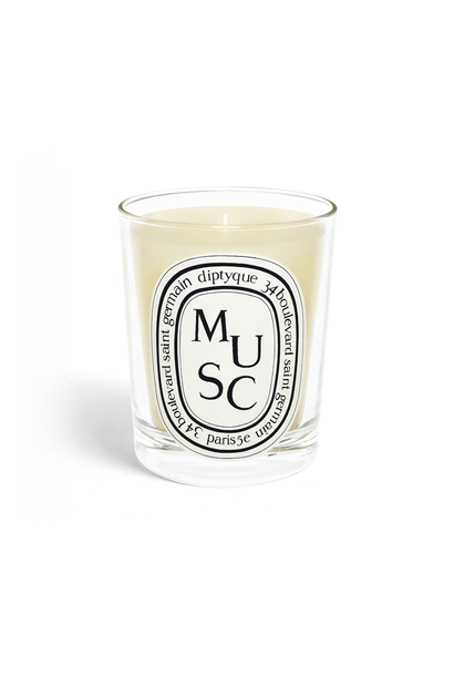Candle Musc 190gr