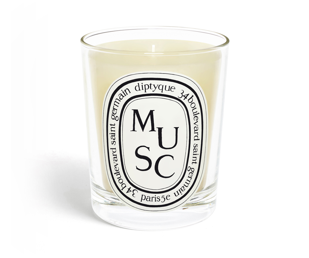 Candle Musc 190gr-1