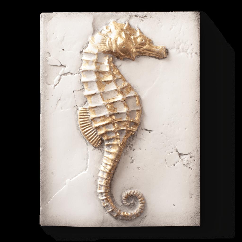 Seahorse Gold Frame-1