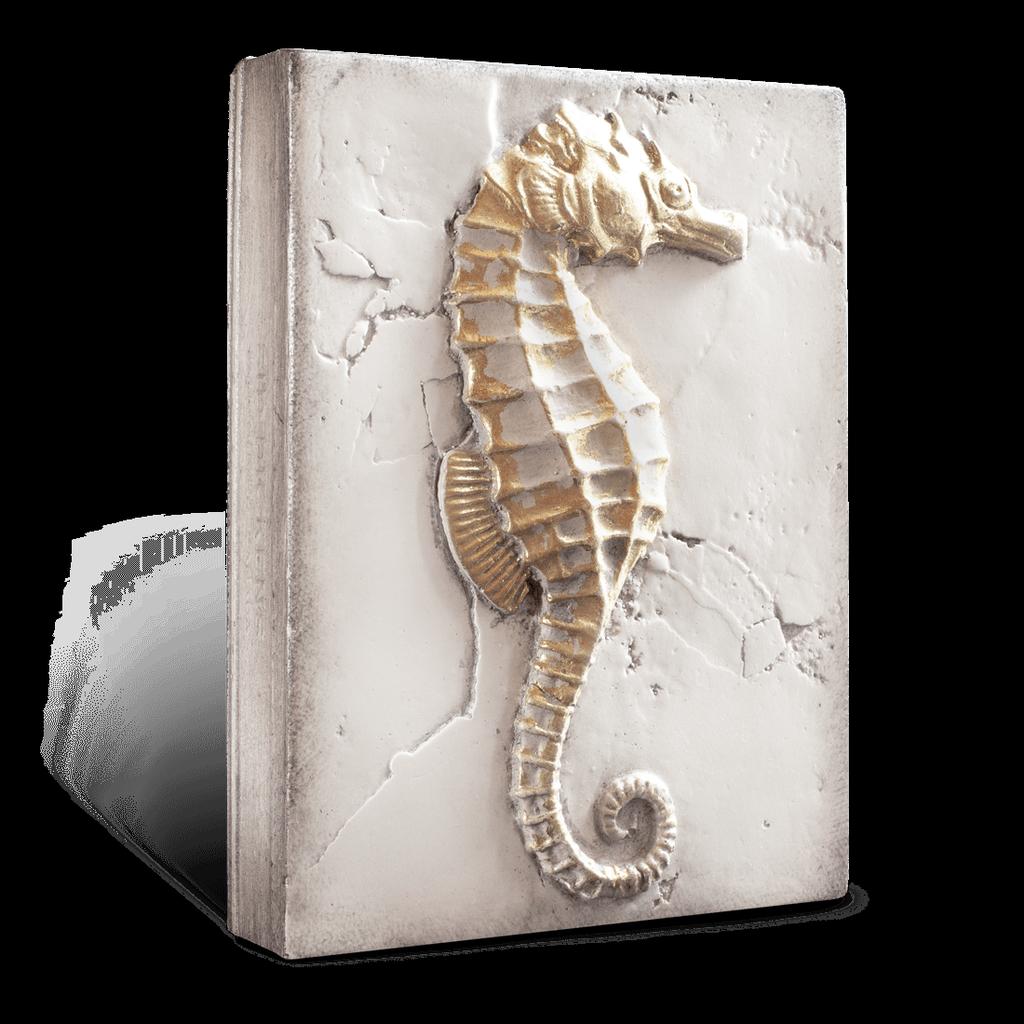 Seahorse Gold Frame-2